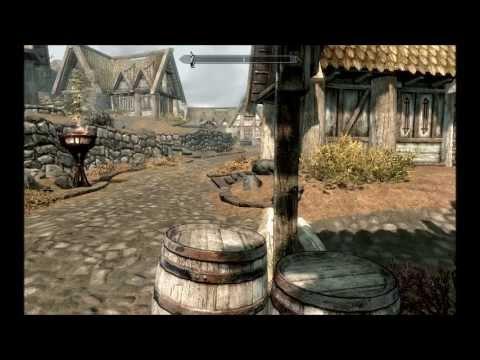 Duplicating items in Skyrim