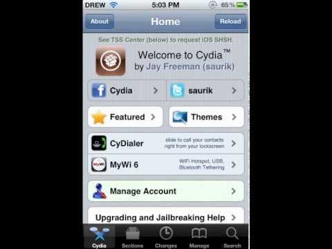 How to fix the big boss error for iPhone/iPod from cydia