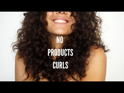 NO PRODUCT CURLS