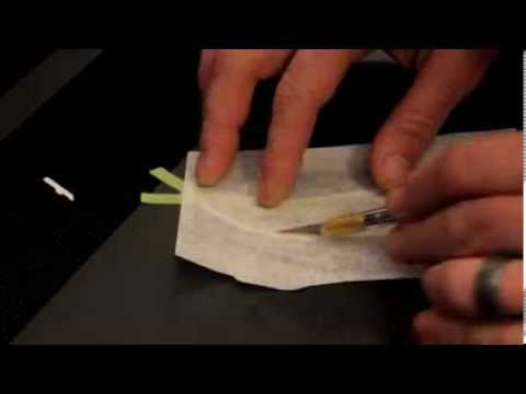 How to get perfect edges Masking Tape
