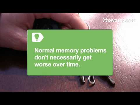 How to Understand the Causes of Memory Loss