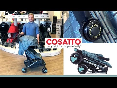 Cosatto Woosh Stroller Store Demo - Direct2Mum