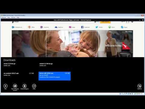 Find download folder Internet Explorer on Win8/8.1