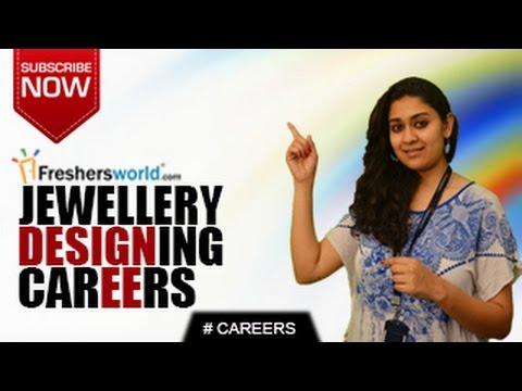 CAREERS IN  JEWELLERY DESIGNING – UG,PG,Institutions,Design Jobs,Job Openings