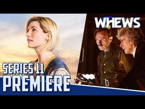 Series 11 Premiere & Christmas Special Crisis | WhoNews