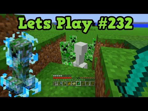 Minecraft Xbox 360 #232 - Make Charged Creeper In Survival