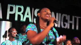 Ondo State Youth Edition Mass Choir ..Performing  Arugbo Ojo (Ancient of Days) by Minister Kenn