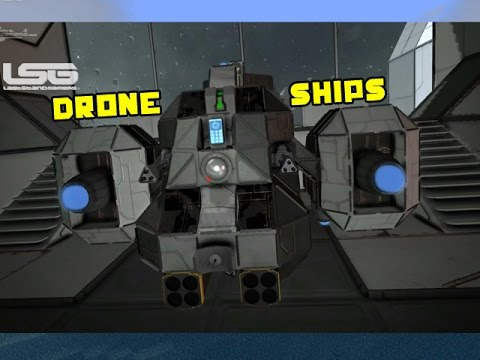 Space Engineers - Remote Control, Drone Ships & Timer block