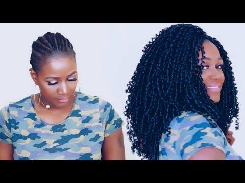 How To | Soft Dread Crochet Braids