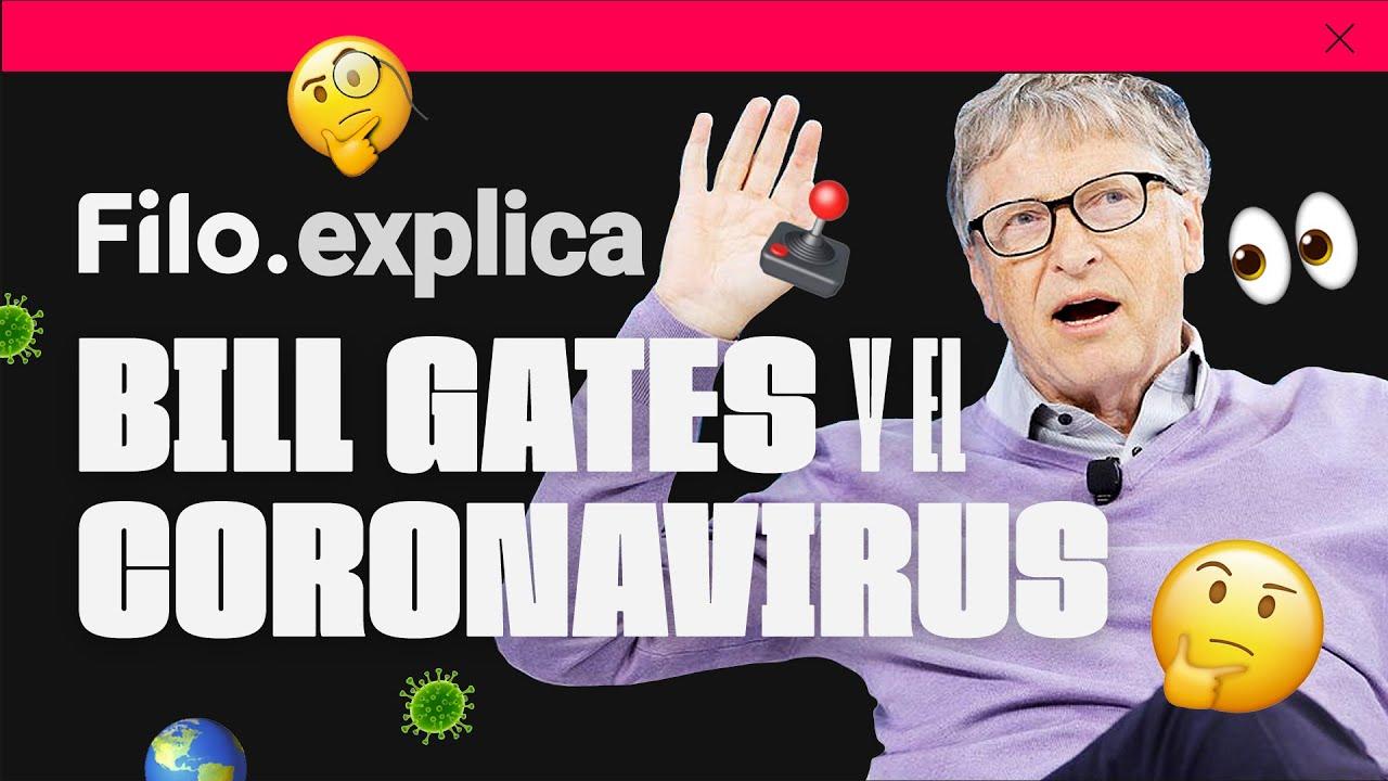 ¿BILL GATES NOS QUIERE DOMINAR? Pandemia, chips y nuevo orden mundial | Filo.mundo