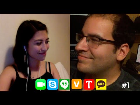 HOW TO VIDEO CALL LIKE A HUMAN (FaceTime, Skype, Oovoo, etc)