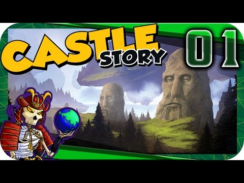 Castle Story Early Access | Zuma Invasion | Let's Play Castle Story Gameplay