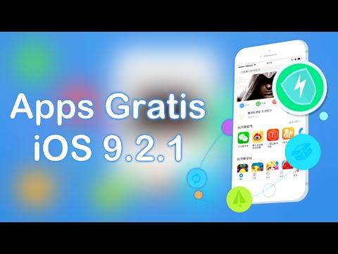 Descarga aplicaciones de paga gratis sin Jailbreak   iOS 9.2.1   2016   APP 25PP