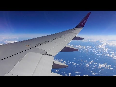 Wizz Air Airbus A320-232 | London Luton to Keflavik, Iceland *FULL FLIGHT*