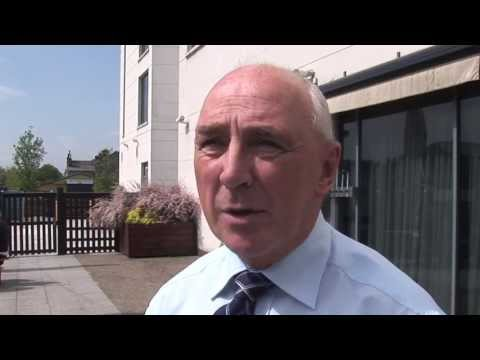Peter Clarke, Tesco Homegrown Manager of the Month, in association with the Irish Daily Star
