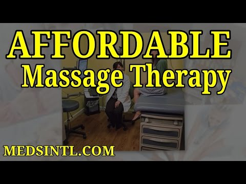 Medical Equipment Distribution Supplies: Affordable Massage Therapy