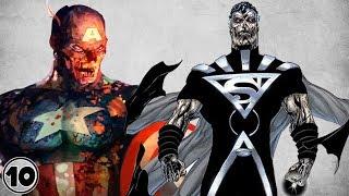 Download Top 10 Scariest Superhero Zombies Video