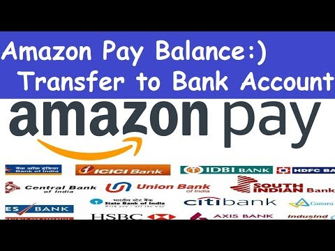 How to Transfer Amazon Pay Balance to Bank Account India in Hindi