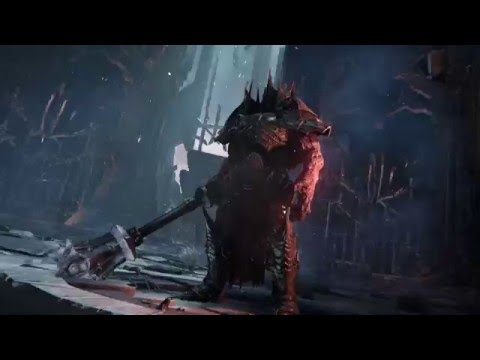 Lords of the Fallen (PS4) - Annihilator Boss Fight