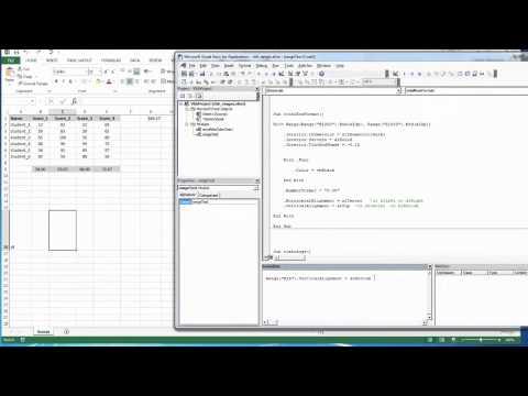 Formatting values inside of ranges using Excel 2013 VBA
