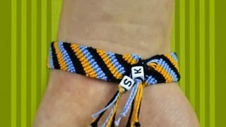 How To Make Cute Friendship Bracelets Colorful Sweet Gift For Friends