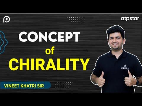 Concept of chirality-IITJEE organic chemistry