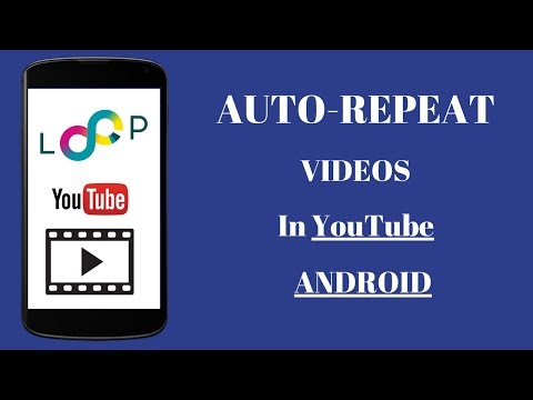 Repeat Songs/Music in YouTube||Loop videos in YouTube|[No Root]|Android trick 2017|| Hidden Feature