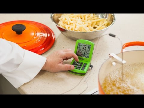 Why America's Test Kitchen Calls the ThermoWorks ChefAlarm the Best Probe Clip-On Thermometer