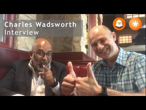 Forever Star Interview with Charles Rajesountharan Wadsworth in Forever Living