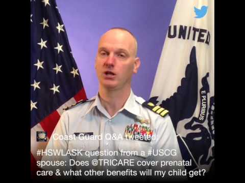 Coast Guard discusses TRICARE medical and dental benefits