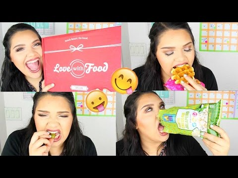 Taste Test & Unboxing! | Love With Food!