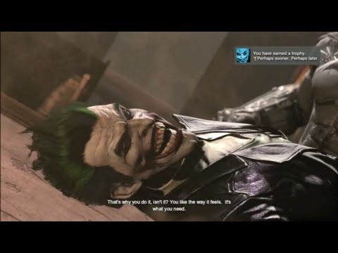 Batman Arkham Origins - Perhaps Sooner, Perhaps Later Trophy/Achievement Guide (Hidden)