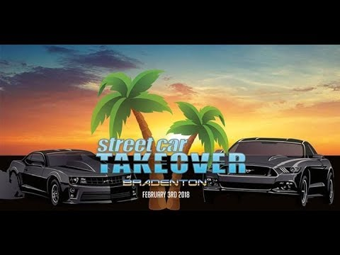 Street Car Takeover Florida