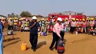 सिलेंडर में आग लगने के बाद बचाव के तरीके और सावधानियां