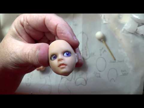Getting ready to start my ball jointed doll bjd