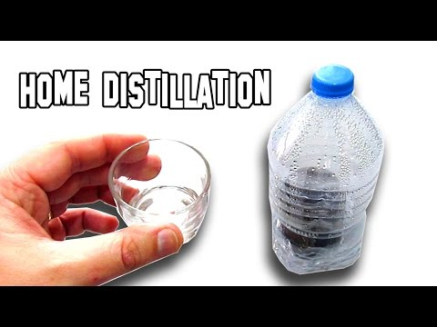 ✔ How to Make Distilled Water