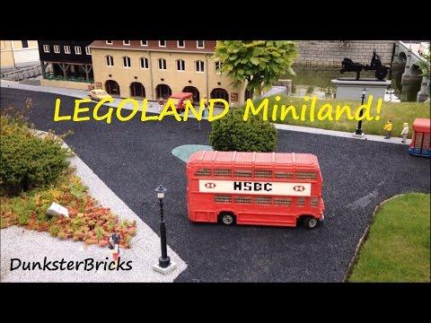LEGOLAND Windsor Miniland!