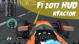 F1 Onboard Monaco - rFactor - PakVim net HD Vdieos Portal