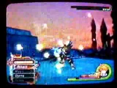 Kingdom Hearts II: Sephiroth, lvl 53, sweet memories: PART 2