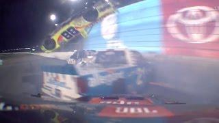 NextEra Energy Resources 250 @ Daytona Finish / Matt Crafton Flip + Big One