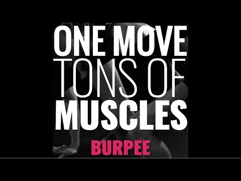 Burpee: One Move, Tons of Muscle | SHAPE