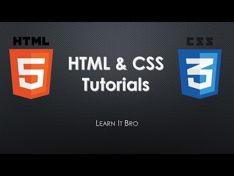 HTML & CSS - Tutorial 11 - Resize Image