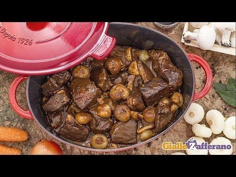 Boeuf bourguignon - recipe