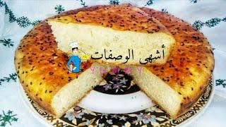 خبز الدار السائل في 10دقائق مثل القطن