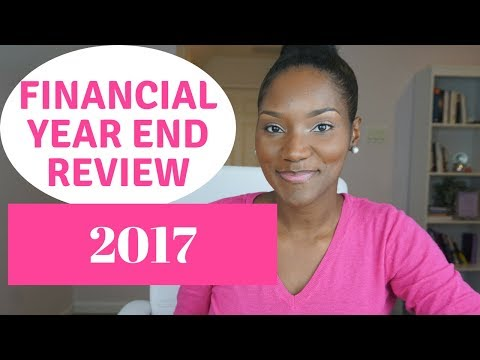 2017 Financial Year End Review   Financial Goals Update   Announcing 21 Day Money Challenge!