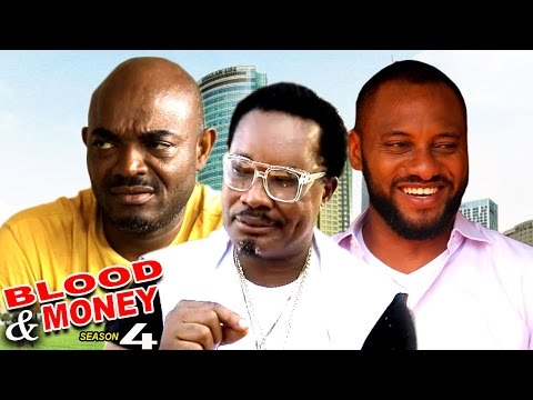 Blood & Money Season 4 - 2017 Latest Nigerian Nollywood Movie    Cover