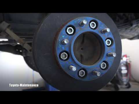 Toyota Tacoma Wheel Spacers