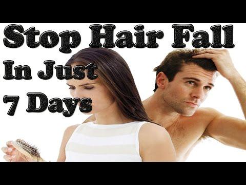 How To Stop Hair Fall Control (Hindi/Urdu)