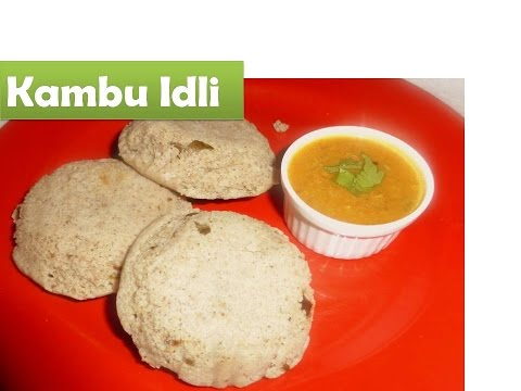 Kambu Idli in tamil [கம்பு இட்லி ]| deepstamilkitchen | Healthy breakfast recipe