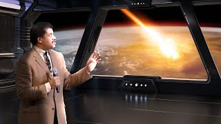 An Extinction Level Asteroid Impact With Neil deGrasse Tyson